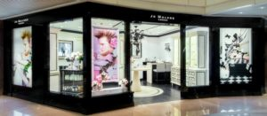 Jo Malone London perfume shop Harbour City Hong Kong.