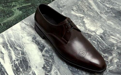 John Lobb Elswick shoe Hong Kong.