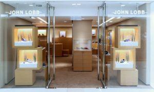 John Lobb shoe store Harbour City Hong Kong.