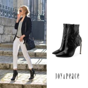 Joy & Peace skinny jeans with booties Hong Kong.