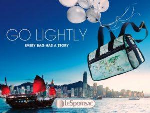 LeSportsac bag Hong Kong.