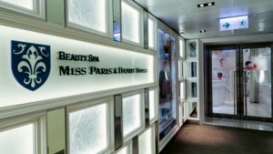 Miss Paris & Dandy House beauty spa VitaHarbour City Hong Kong.