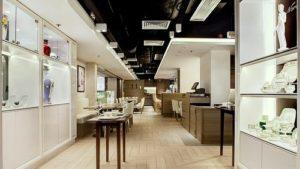 Niji Bistro restaurant Harbour City Hong Kong.
