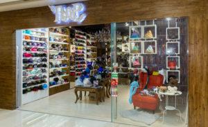 NOP headwear store YOHO Mall Hong Kong.