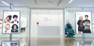 22 hair salon Cityplaza Hong Kong.