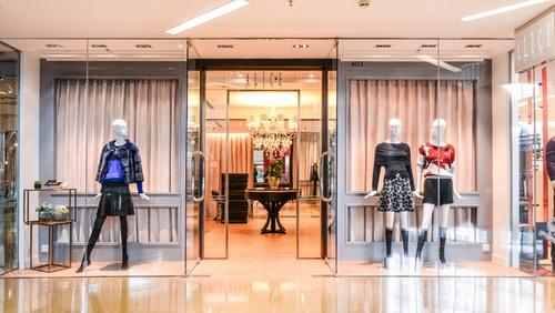 Alice House clothing shop Hong Kong.