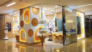 eGG Optical Boutique Cityplaza Hong Kong.