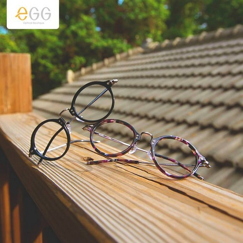 eGG Optical Boutique eyewear Hong Kong.