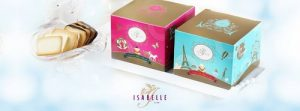Isabelle cookie gift boxes Hong Kong.
