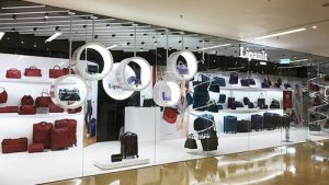 Lipault bag store Cityplaza Hong Kong.