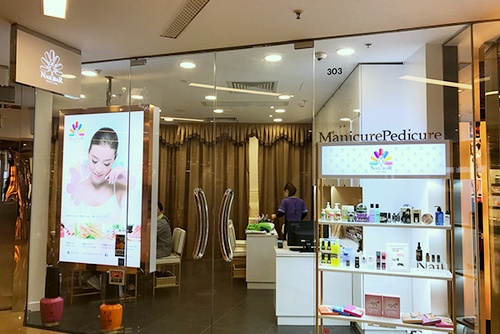 nail bar salons in hong kong shopsinhk. Black Bedroom Furniture Sets. Home Design Ideas
