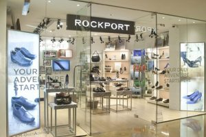Rockport shoe store Cityplaza Hong Kong.
