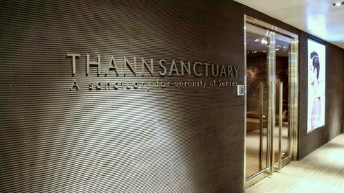THANN Sanctuary Spa Harbour City Hong Kong.