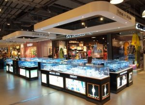 Time + Style watch shop Harbour City Hong Kong.