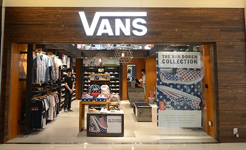 Vans shop Citywalk Hong Kong.