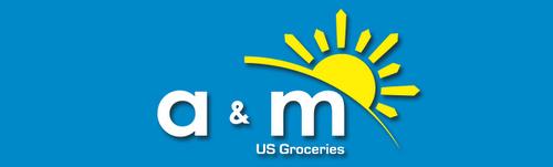 a & m US Groceries supermarket Hong Kong.