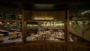 Mango Tree Café Cityplaza Hong Kong.