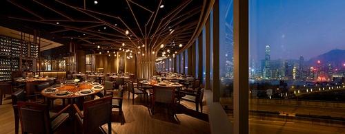 Mango Tree Thai restaurant Elements Hong Kong.