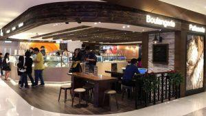 Passion by Gérard Dubois bakery café Cityplaza Hong Kong.