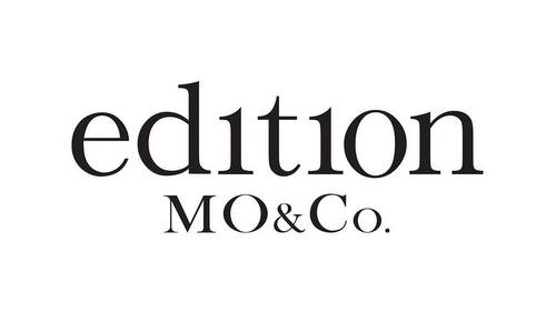 Edition by MO&Co. clothing store in Hong Kong.