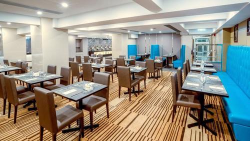 Shamrock Café Restaurant in Hong Kong.