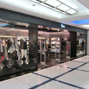 5cm store Miramar shopping mall Hong Kong