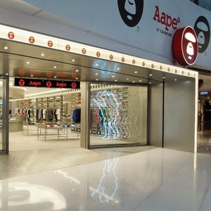 Aape By A Bathing Ape Clothing Stores In Hong Kong Shopsinhk