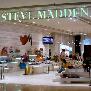 Steve Madden shoe shop APM shopping mall Hong Kong