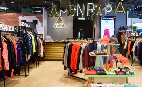 Amenpapa store Harbour City Hong Kong