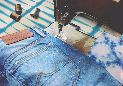 Chevignon vintage jeans Hong Kong