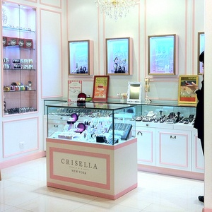 Crisella jewellery store apm Hong Kong