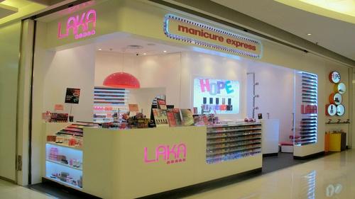 Laka Manicure Express nail salon APM Hong Kong
