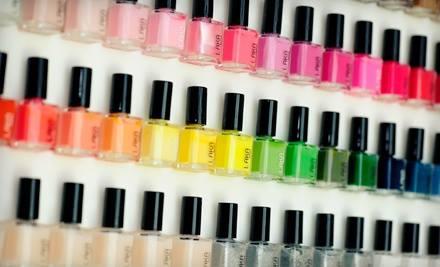 LAKA nail polish products Hong Kong
