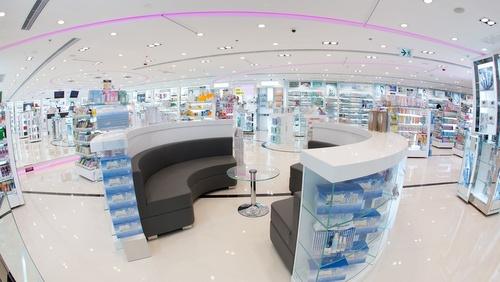 Sa Sa Novotel store Hong Kong