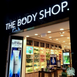 The Body Shop Granville Hong Kong