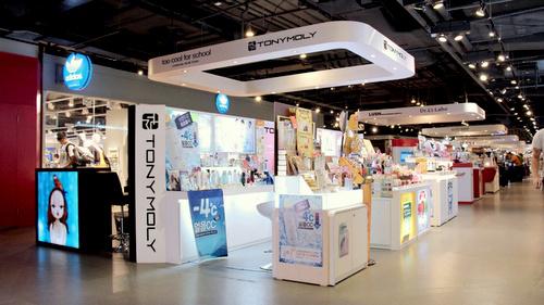 TONYMOLY shop Harbour City LCX Hong Kong