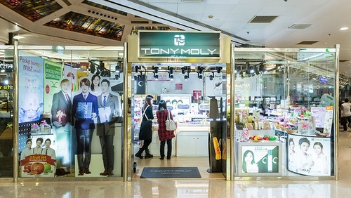 TONYMOLY store Plaza Hollywood Hong Kong