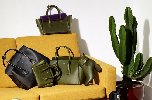 Bally women's shoes, bags, accessories.