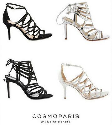 Cosmoparis shoes.