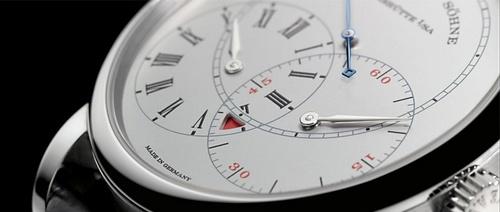 A. Lange & Söhne watch.