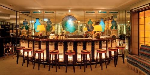 China Tang bar Landmark Hong Kong.