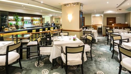 Dot Cod Seafood Restaurant & Oyster Bar Hong Kong.