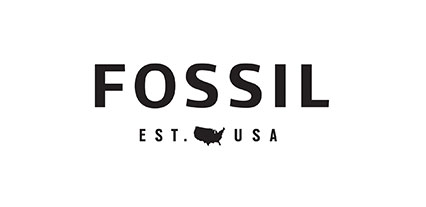 Fossil accessory stores.