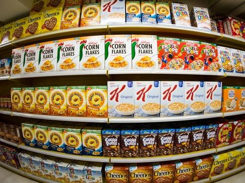 Gateway supermarket American foods Hong Kong.