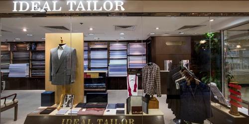 Ideal Tailor Landmark Hong Kong.