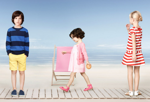 Jacadi Paris children's clothes.