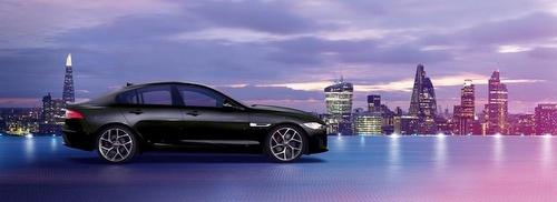 Jaguar cars Hong Kong.