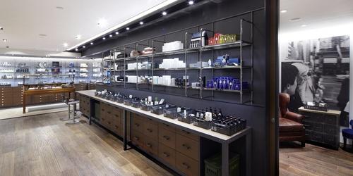 Joyce Grooming salon Landmark Hong Kong.