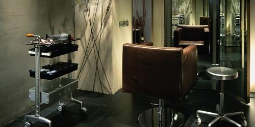 Kim Robinson hair salon Hong Kong.
