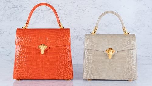 KWANPEN Signature Mini Handbags.